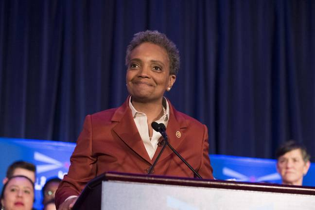 Lori Lightfoot has been Chicago Mayor since 2019 (PA Images)
