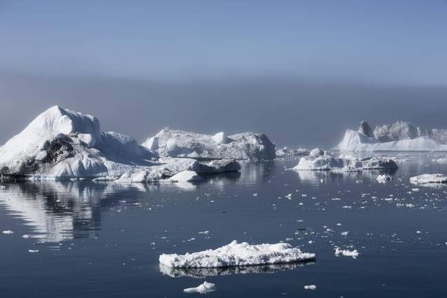 Greenland ice (PA Images)