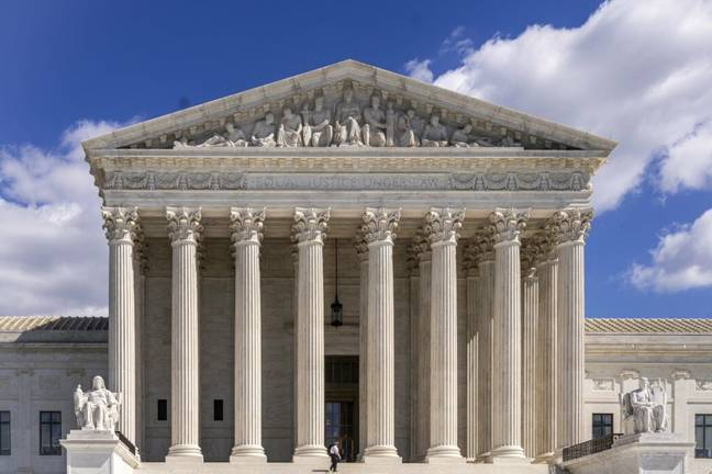 The Supreme Court will heard Mississippi abortion case (PA Images)