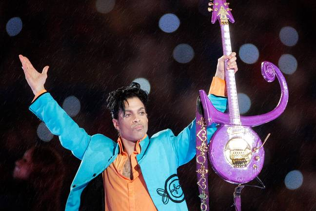 Prince wrote Sinead O'Connor's Nothing Compares 2 U (PA Images)