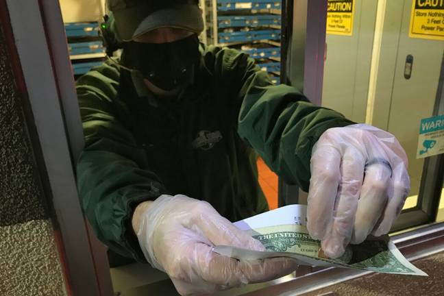 Workers wages decreased during pandemic