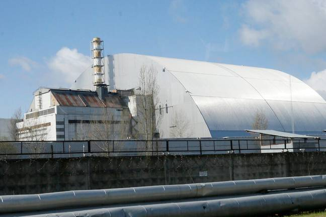 Sensors detected fission occurring in Chernobyl reactor remains