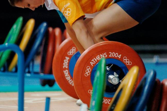 Weightlifting will be the first Olympic event to feature a transgender athlete (PA Images)