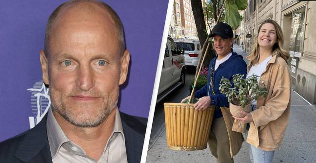 Woody Harrelson Insists On Helping Woman Move Out Of NYC Apartment