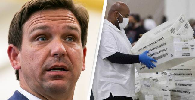 Florida Republican-Backed Law Restricts Absentee Voting