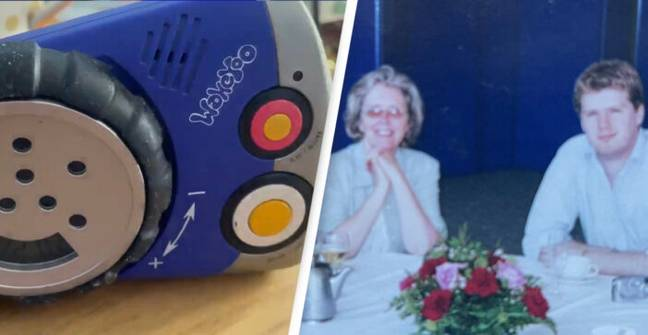 Man Recovers Recording Of Late Mum After Finding Alarm Clock After 23 Years