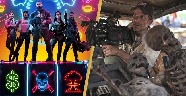 Forget DC, Get Ready For Zack Snyder's Netflix Zombie Universe