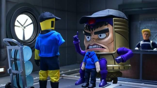 Marvel Meets Rick And Morty In New Disney+ Show M.O.D.O.K