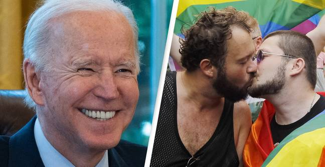 Biden To Restore Gay And Transgender Health Protections Reversed By Trump
