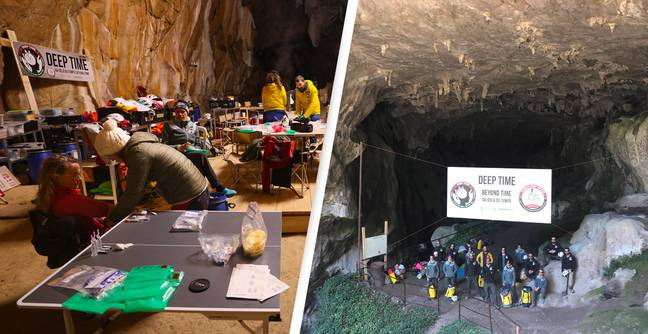 15 People Voluntarily Spent 40 Days In A Cave With No Phones Or Clocks And Most Want To Go Back In
