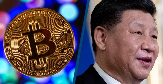 Entire Crypto Market Just Plummeted After China Introduces Huge Bans