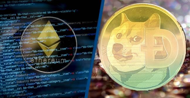 Cryptocurrency Ethereum Is Rocketing But Dogecoin Is Rising Faster