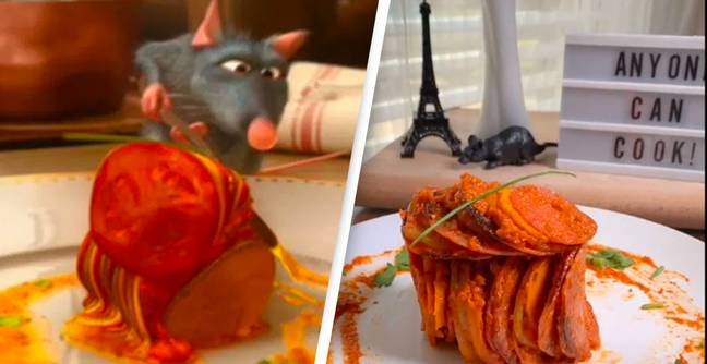 TikToker Recreates Incredible Dishes From Your Favourite Movies And They're Unreal