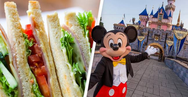 Disneyland Reportedly Introducing A $100 Sandwich