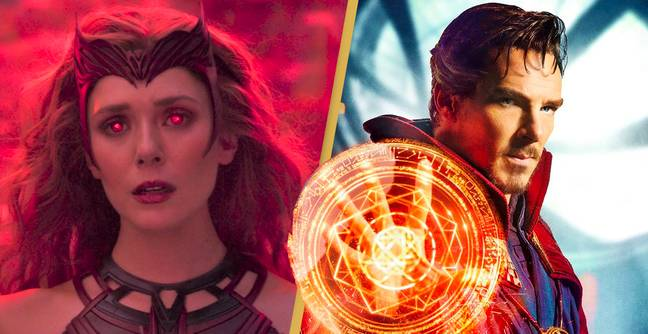 Kevin Feige Says Benedict Cumberbatch Was Cut From WandaVision Finale
