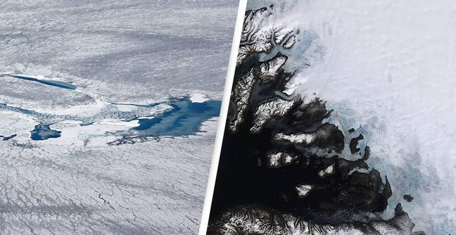 Greenland Ice Sheet At Brink Of Major Tipping Point, New Study Finds