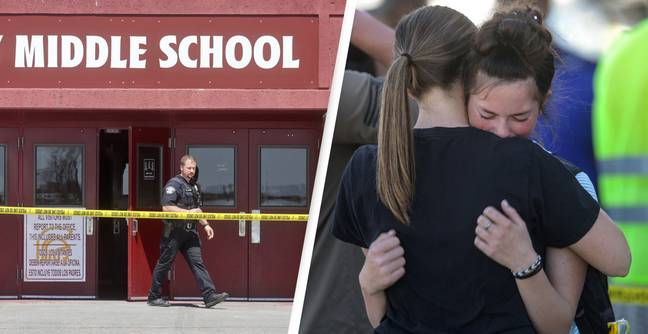 Sixth Grade Girl Allegedly Shoots Three People After Pulling Gun Out Of Her Bag At School