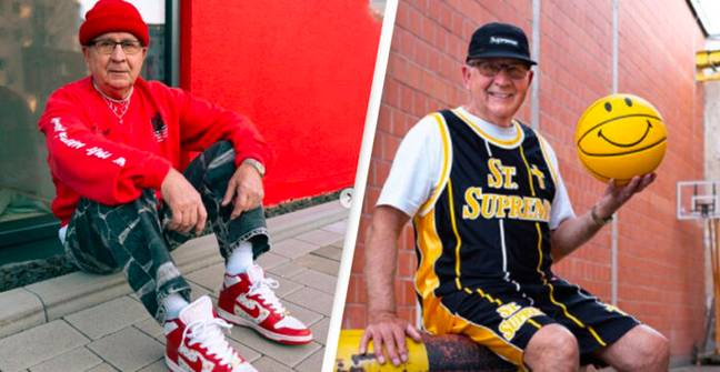 Hipster Grandad Becomes Viral Fashion Megastar With Over One Million Followers