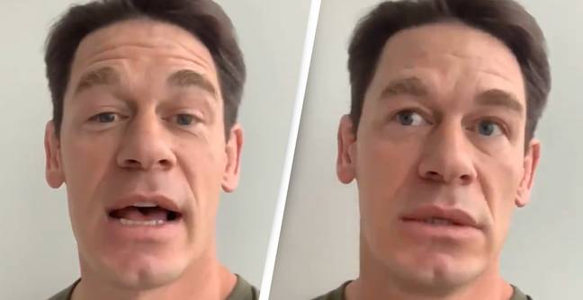 John Cena Slammed Over Apology To China Following Taiwan Comment