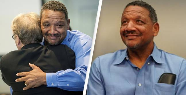 Man Pardoned After Spending 22 Years In Prison For Murders He Didn't Commit