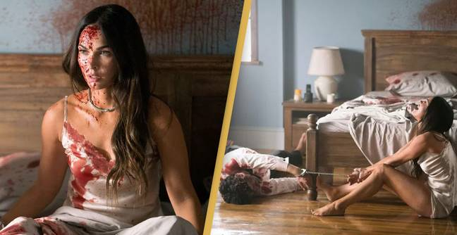 Megan Fox Left Chained To Dead Husband In New Thriller