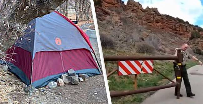 Woman Missing For Six Months In Canyon Finally Found Alive After Surviving On Grass