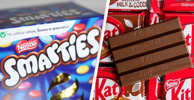 More Than Half Of Nestlé Products Do Not Meet A 'Recognised Definition Of Health'