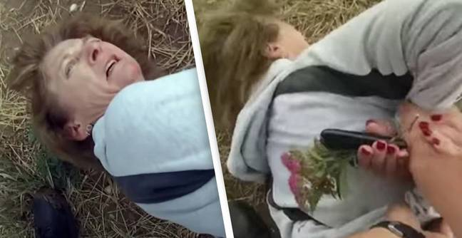 Two Officers Charged After Tackling Grandma With Dementia Who Was Picking Flowers