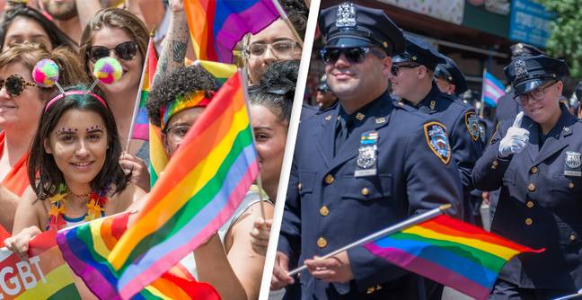 New York City Pride Bans Police Officers From All Events