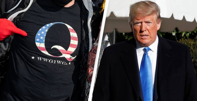 QAnon Have Yet Another Plan To Try And Win The Election For Trump