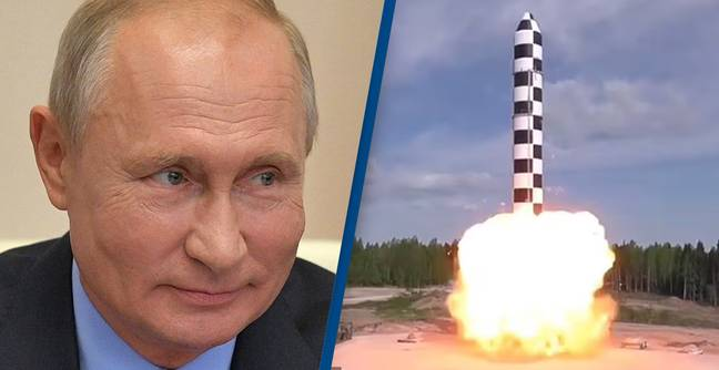 Russia Announces Test Of 208-Ton Super Nuke Capable Of Wiping Out England And Wales