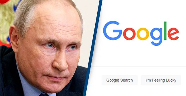Russia Threatens To Slow Down Google Over 'Unlawful Content'