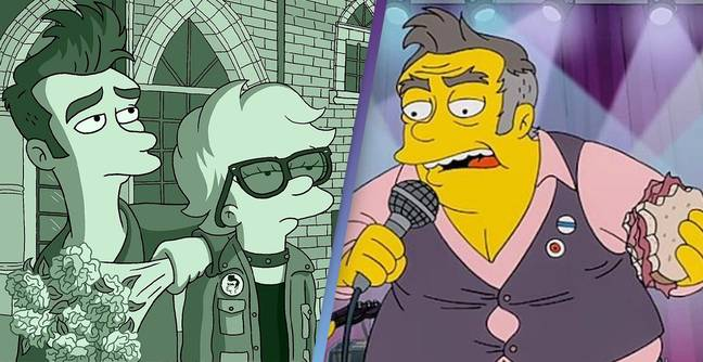 The Simpsons Releases Morrissey Parody Song After Singer Calls Episode 'Racist'