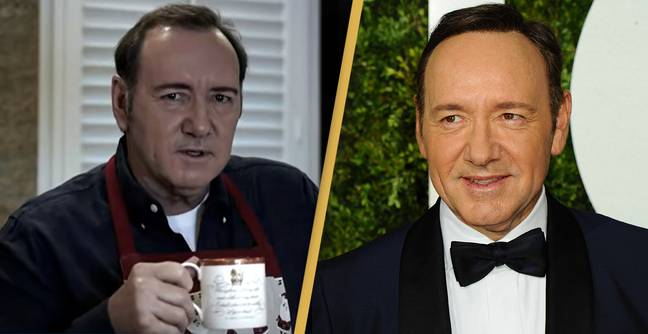 Kevin Spacey Plays Detective Investigating 'Wrongly-Accused Paedophile' In Screen Return