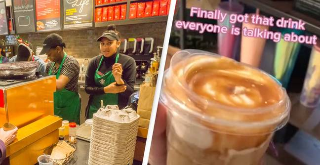 TikTokers Are Making Life Miserable For Starbucks Employees With 'Insane' Drink Orders