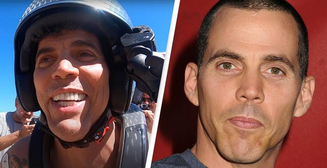 Steve-O Paralysed From Waist Down Shooting Scene For New Jackass Movie