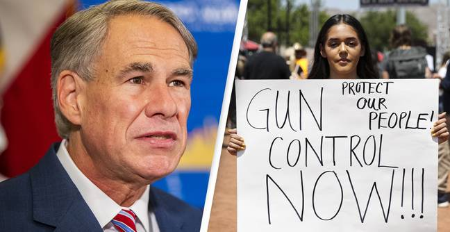 Texas Passes Bill Allowing Handguns To Be Carried Without Permit