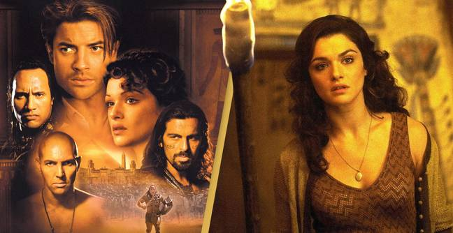20 Years On, And I Still Want To Be Want To Be Rachel Weisz In The Mummy Returns