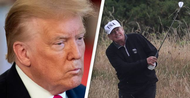 Trump's Scottish Golf Resorts Took $800,000 From Taxpayers To Save Jobs But Cut Workers