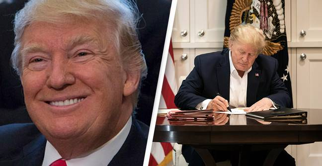 Trump Launches New Communications Platform 'Straight From His Desk'