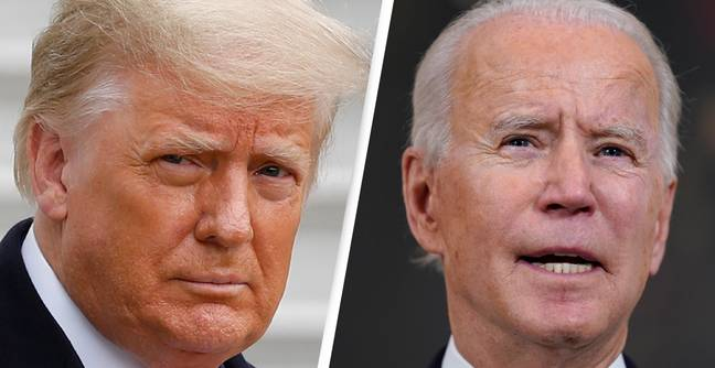 Trump Claims 'No Way' Biden Won Election If You 'Look At The Facts And The Data'