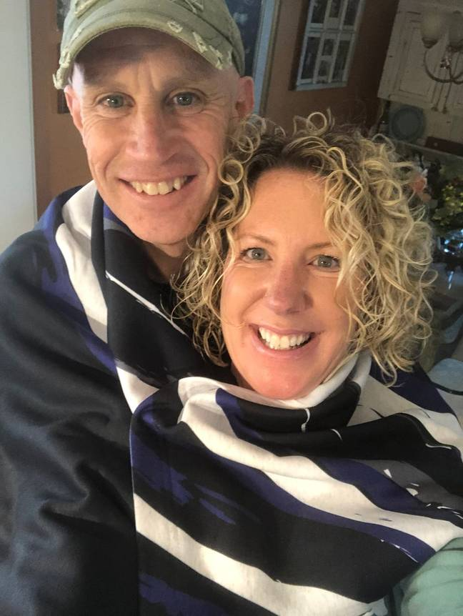 Lisa and Peter (Oh Hello Alzheimer's/Facebook)