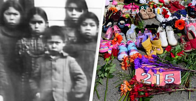 Catholic Bishops Express 'Sorrow' At Discovery Of 215 Children's Remains But Take No Responsibility