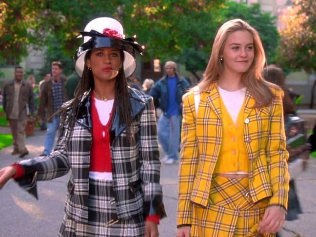 Clueless scene (Paramount Pictures)