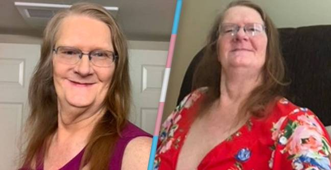 Pride Month - Trans Woman Who Came Out At 62 Recalls How Weight Lifted Off Her Shoulders