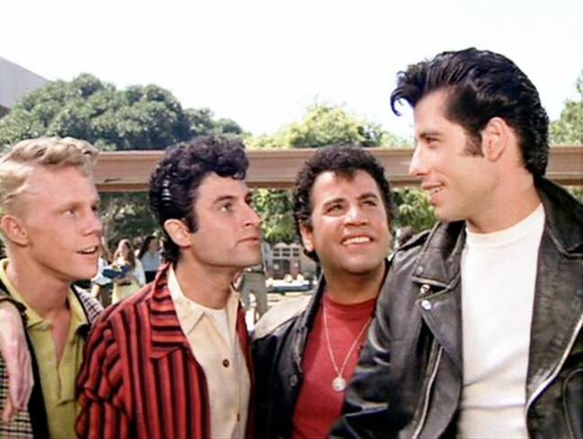 Still from Grease (Paramount Pictures)