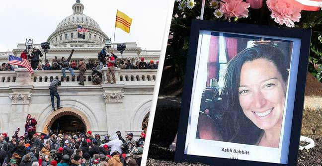 Family Of US Capitol Rioter Fatally Shot By Officer Now Suing Police