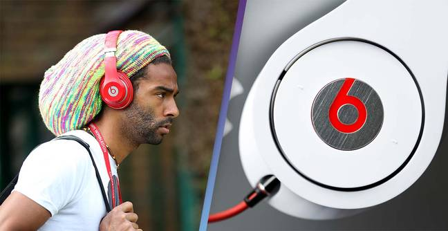 The Beats Logo Has A Very Clever Hidden Meaning