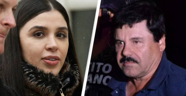 El Chapo's Wife Pleads Guilty To Helping Run Husband's Drug Cartel