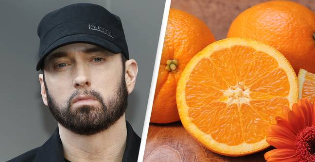 Eminem Proves That Something Does Actually Rhyme With Orange